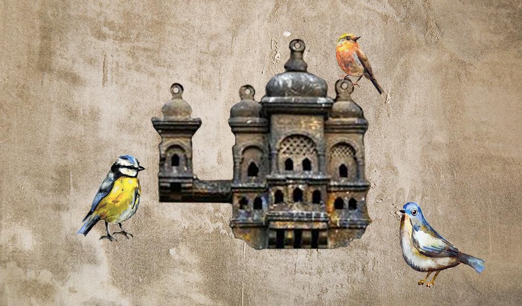 kuş sarayı