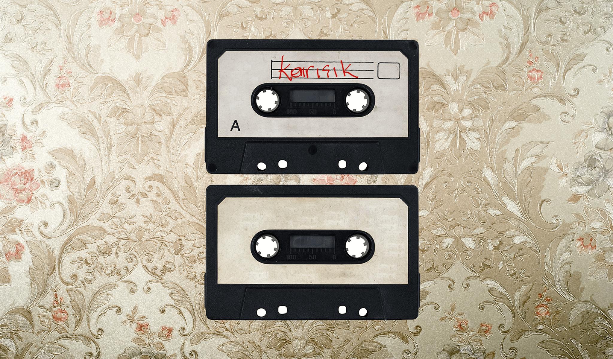teyp kaseti, nostalji, 90'lar