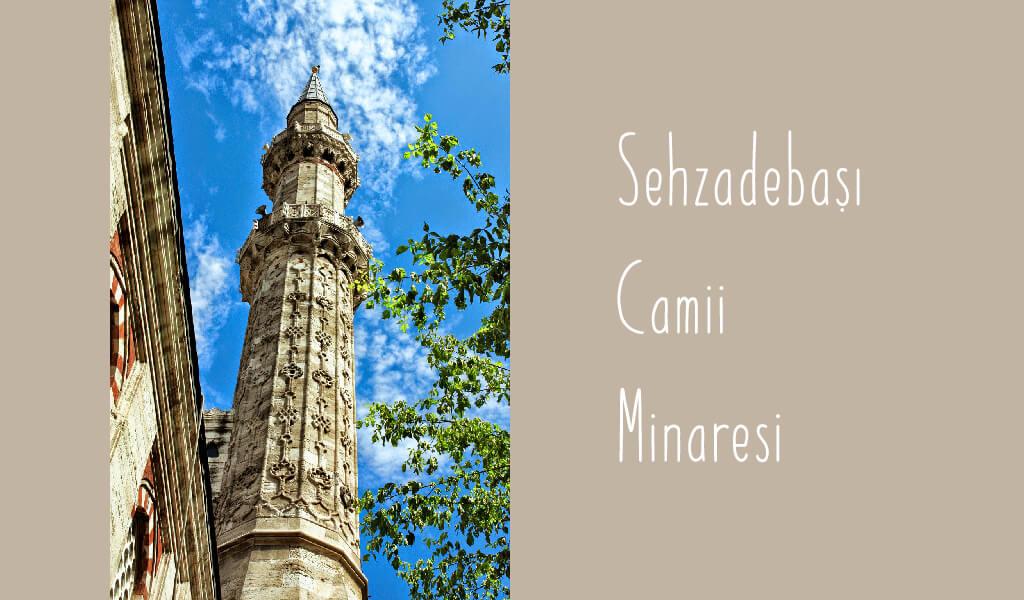 minareler, türk mimarisi