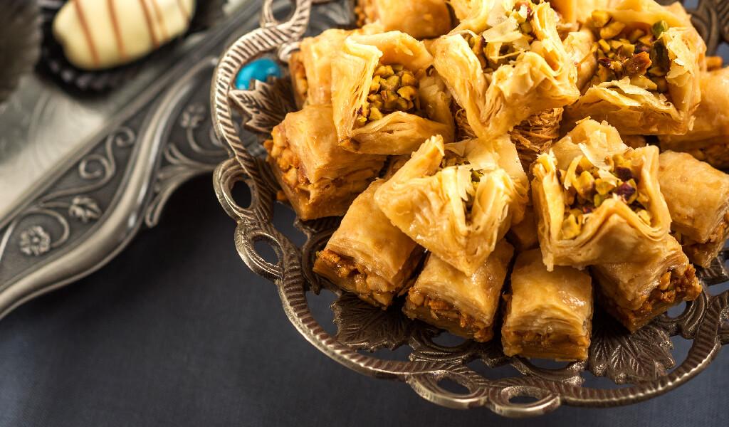 türk mutfağı, türk tatlıları
