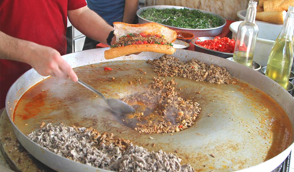 türk mutfağı, turkish fast food