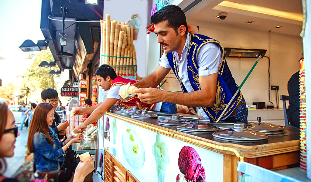 tatlı, sokak lezzetleri, türk kültürü