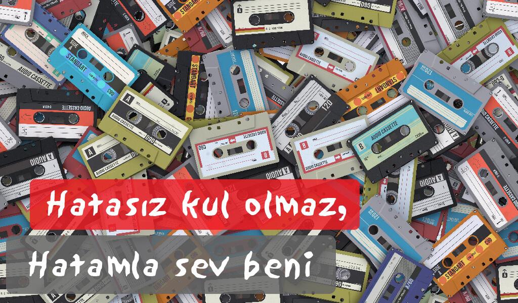 kaset, nostalji