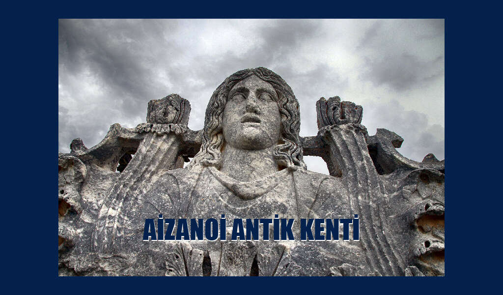 aizanoi antik kenti