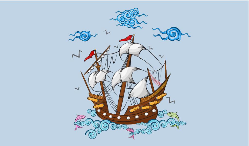 sea, ship, logictics
