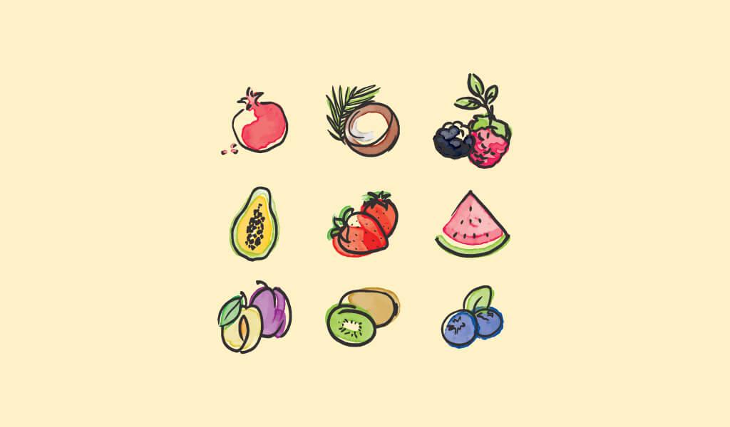 fruit, fruits basket