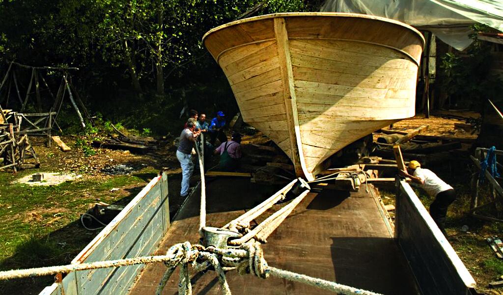 tekne yapımı, esnaf