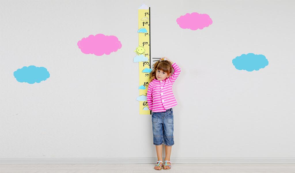boy ölçmek, çocukluk hatırası