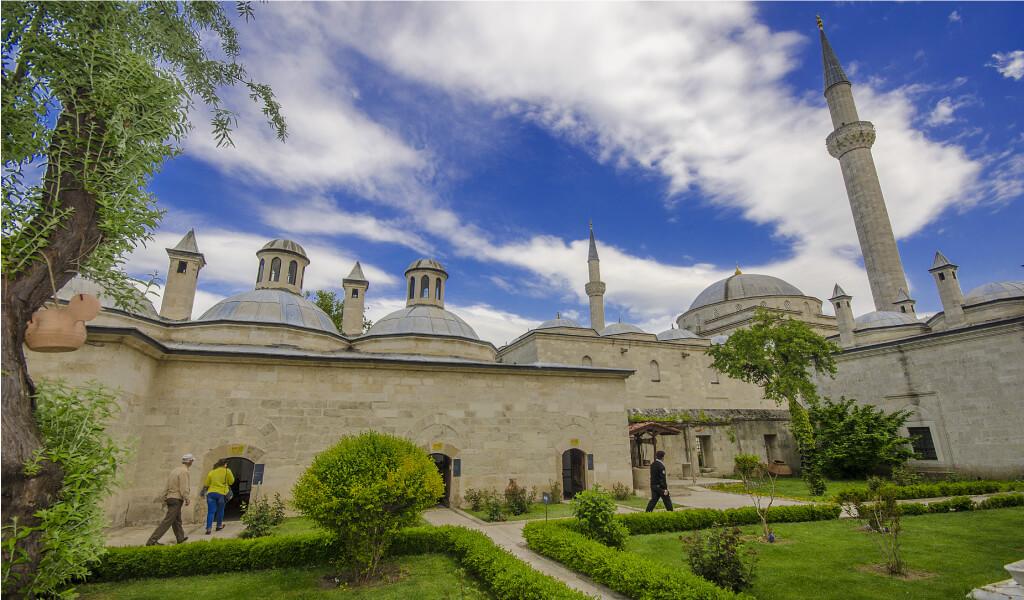 selimiye külliyesi, osmanlı mimari tarihi
