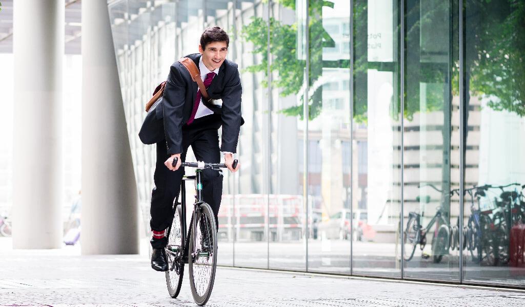 bisiklet binmek