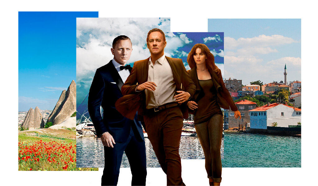 daniel craig, tom hanks, felicity jones