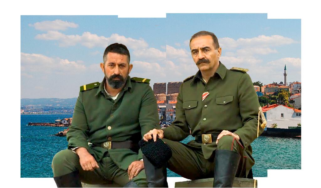 cem yılmaz, yılmaz erdoğan