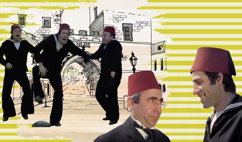 halit akçatepe, ergin orbey, türk sineması, yeşilçam