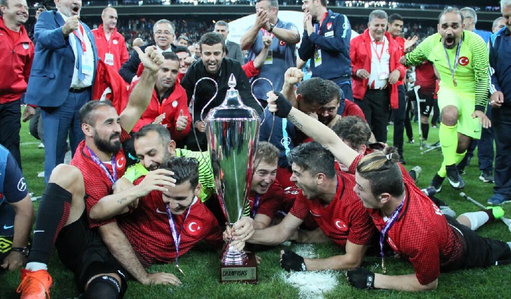avrupa ampute futbol şampiyonası
