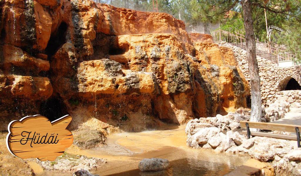 termal kaplıca şifalı su