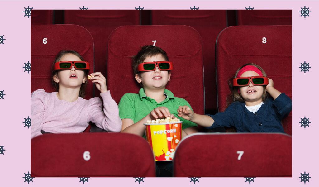3d sinema, sömestir tatili