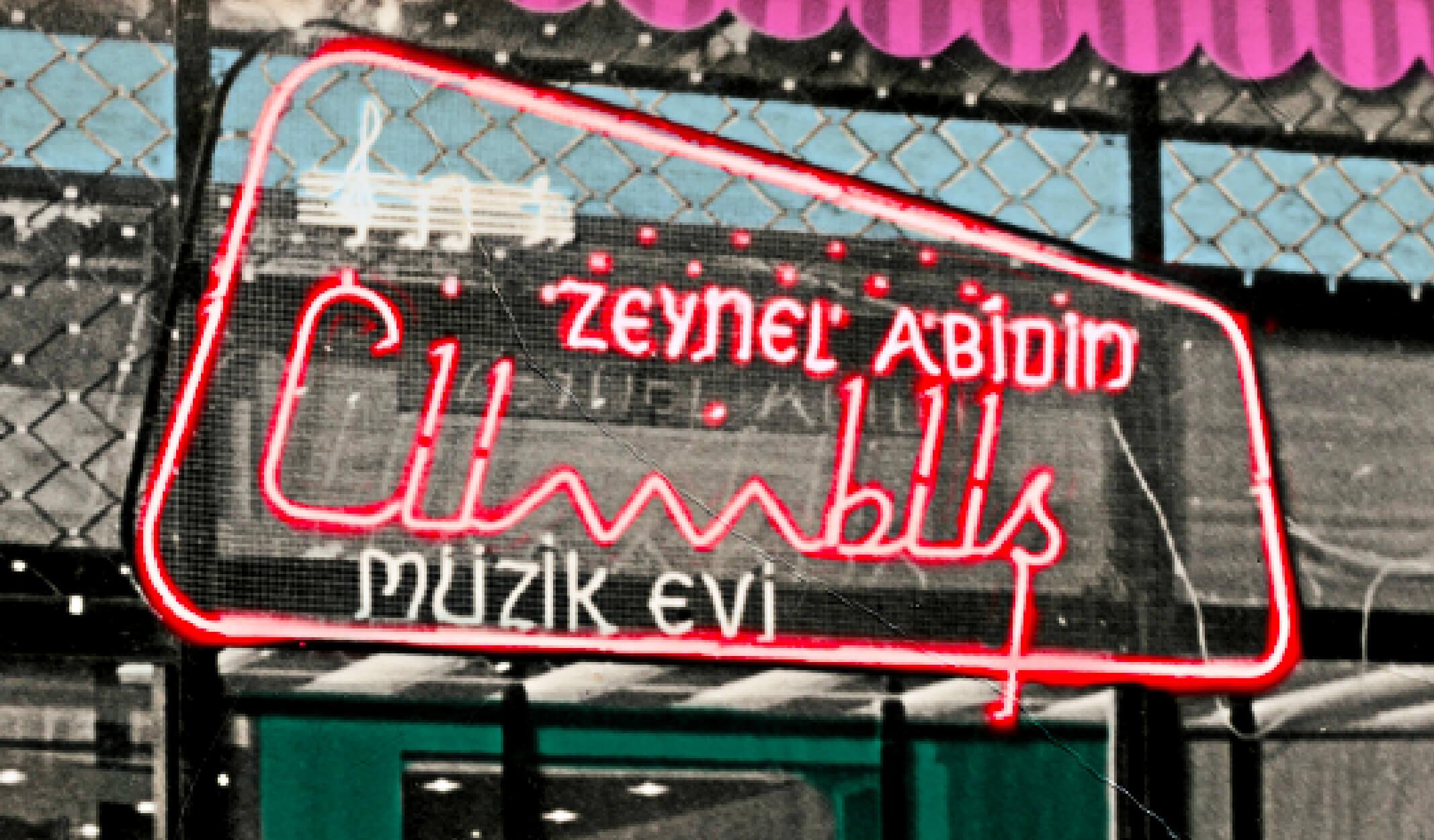 zeynel abidin, cümbüş, türk sanat müziği
