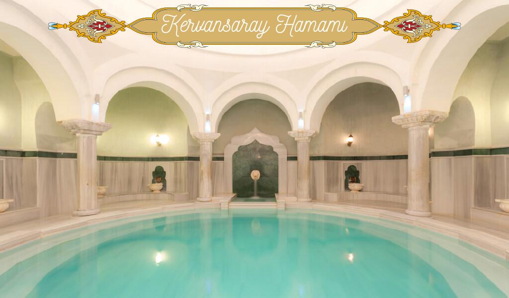 hamam, turkish bath