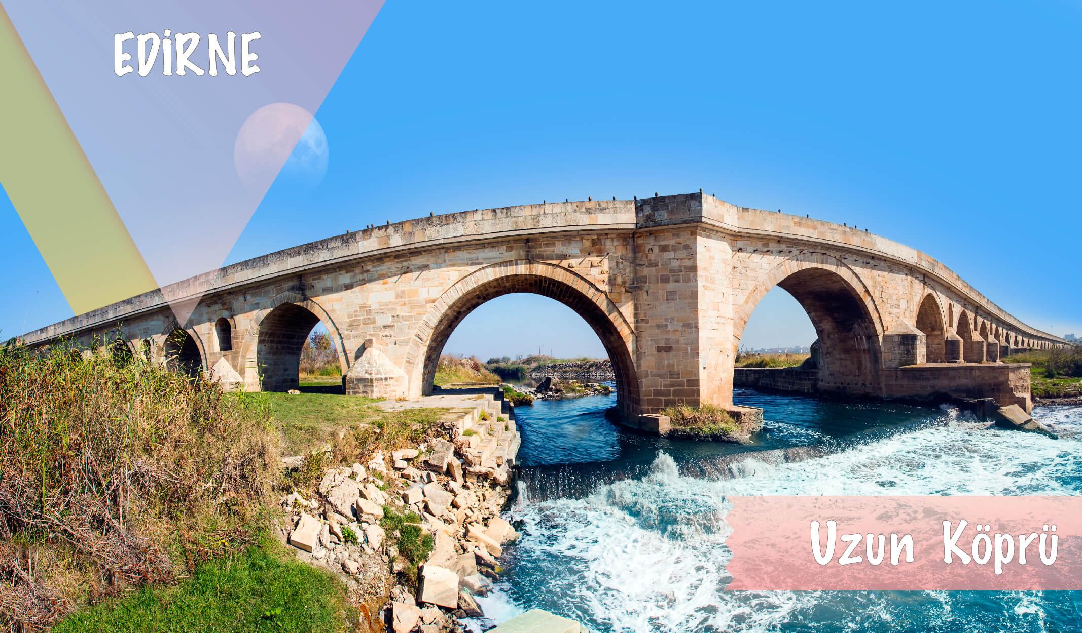 tarihi köprüler
