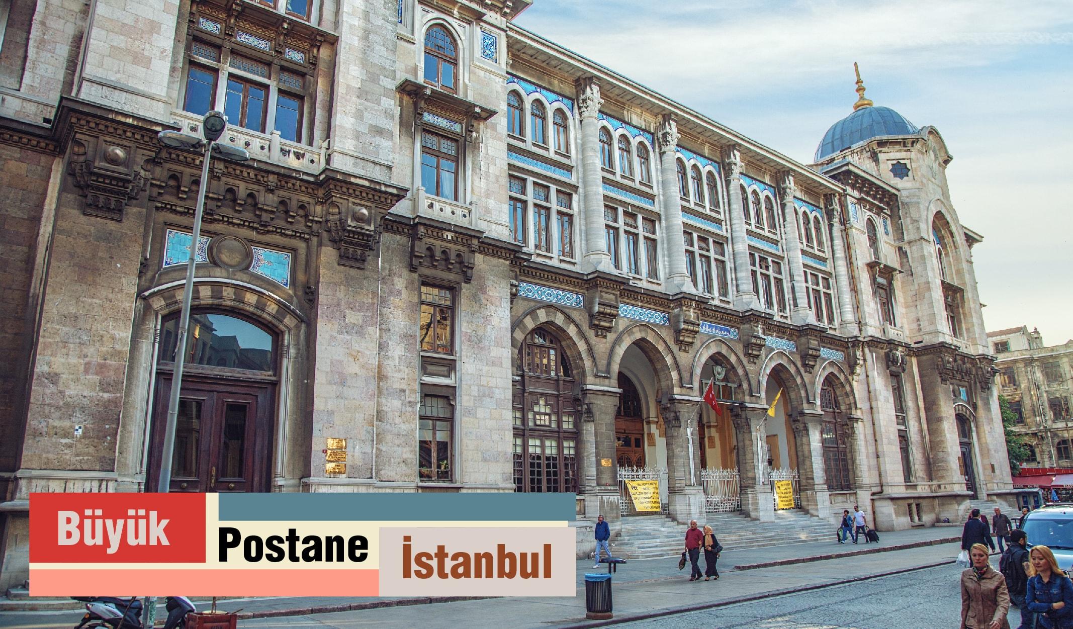 büyük postane