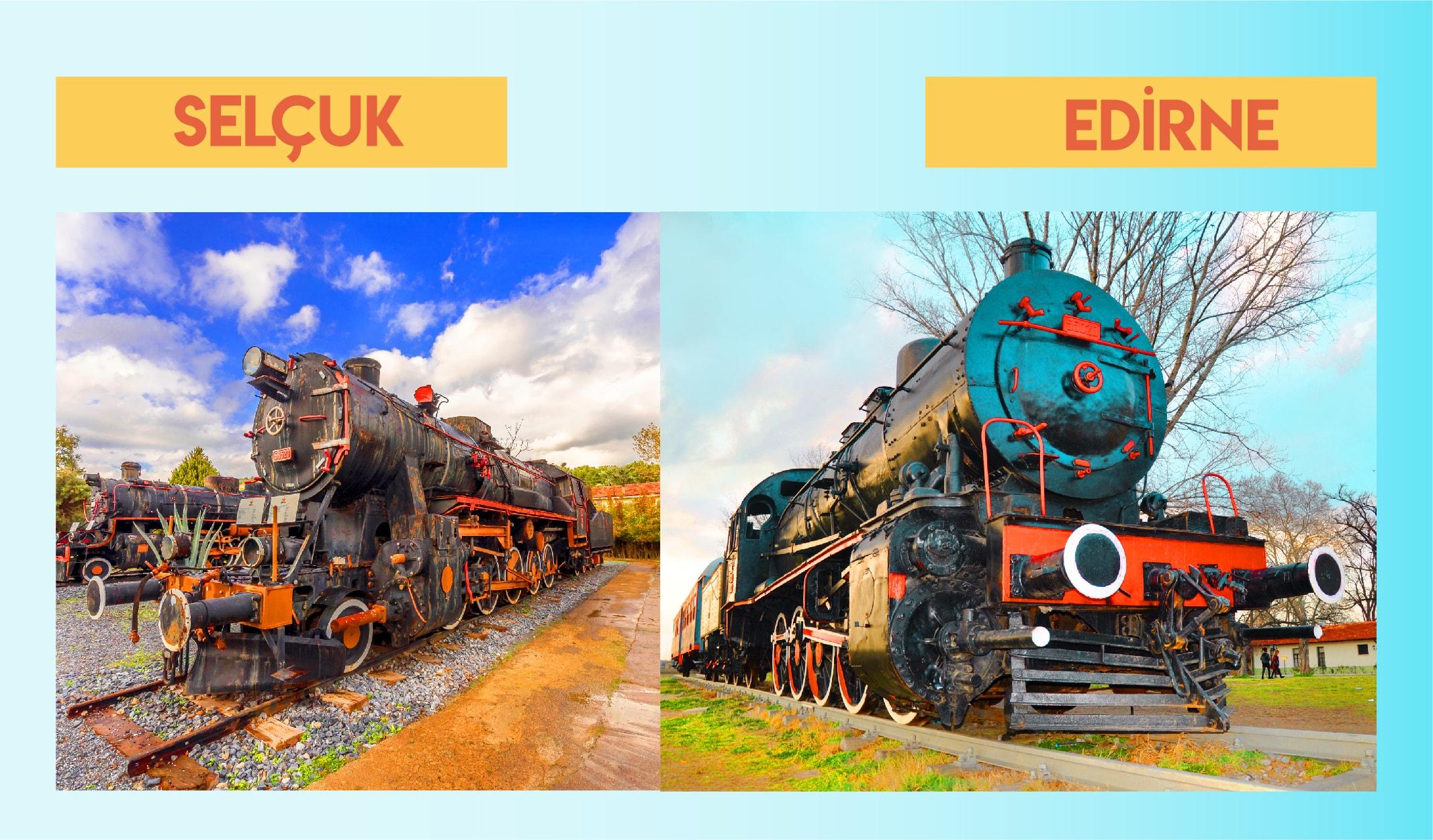tren garı