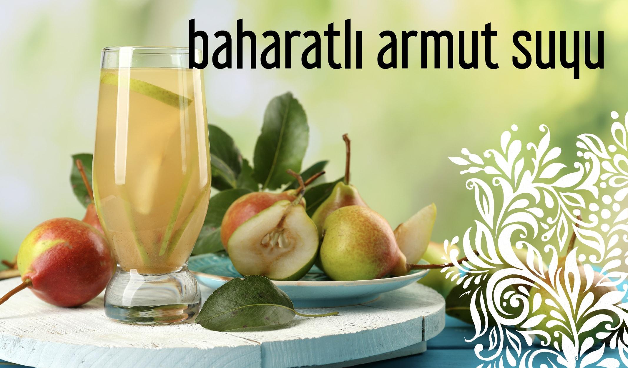 doğal içecekler