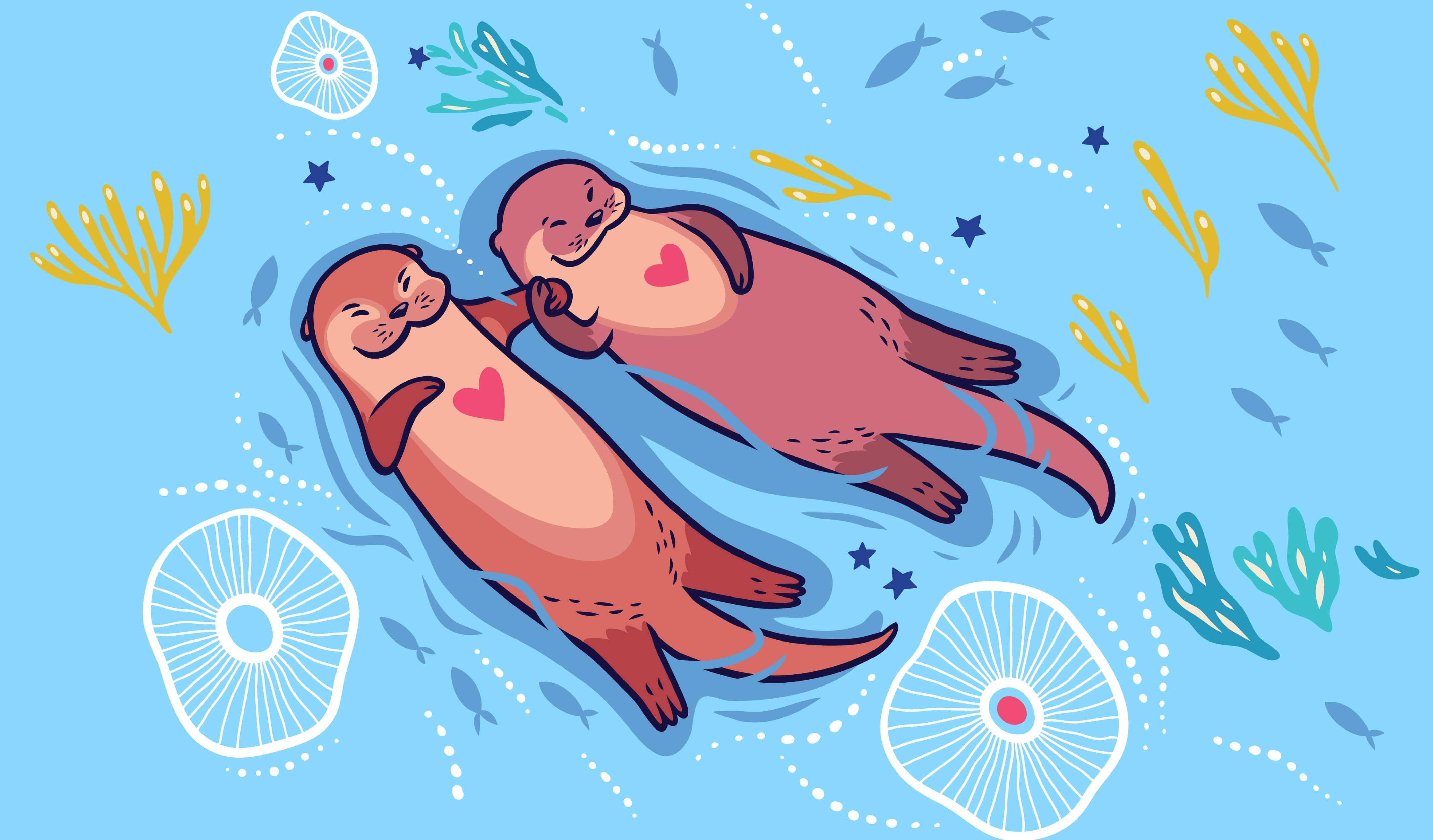 animals love, 14 şubat