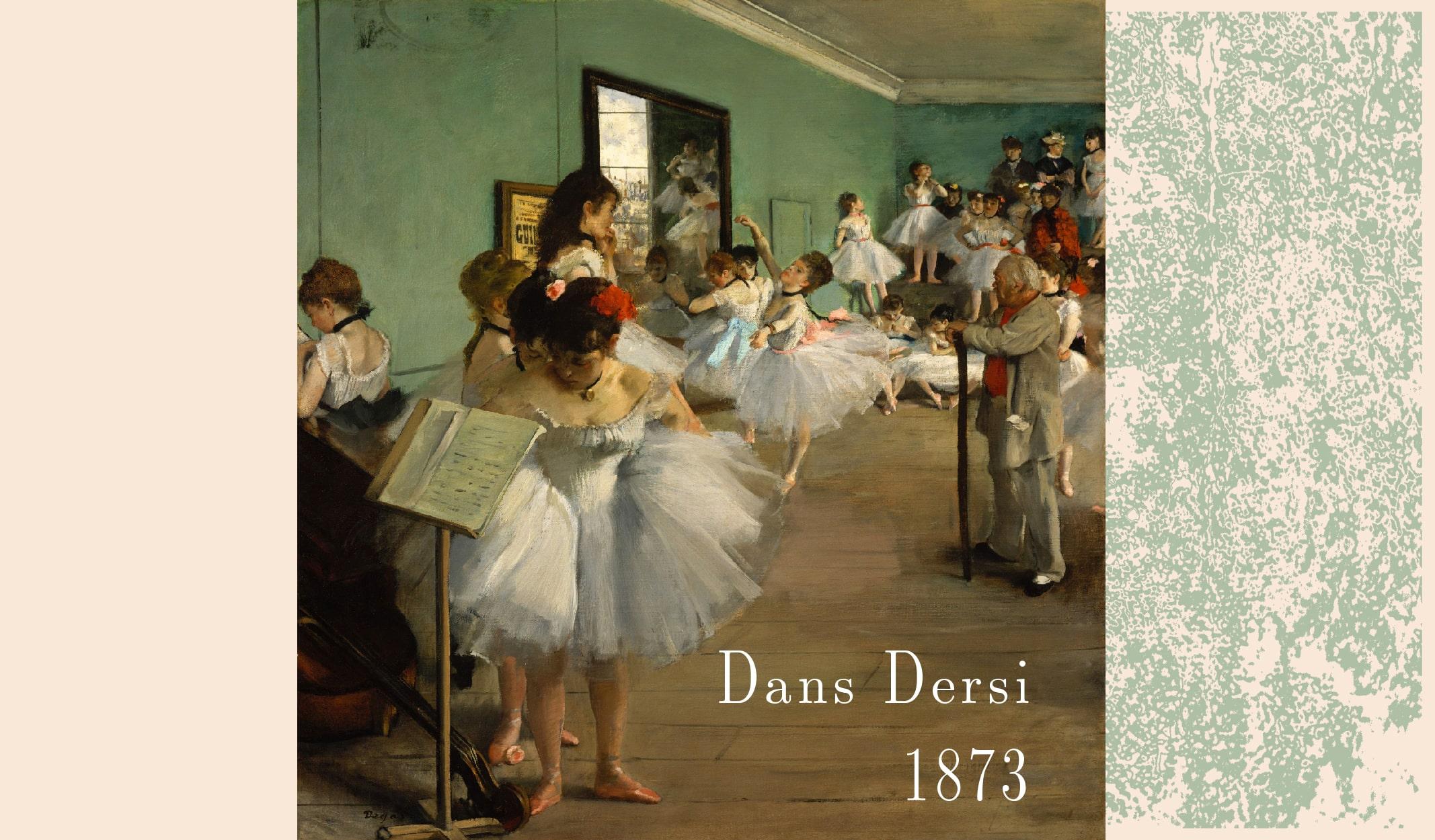 dans günü, ressam, resim