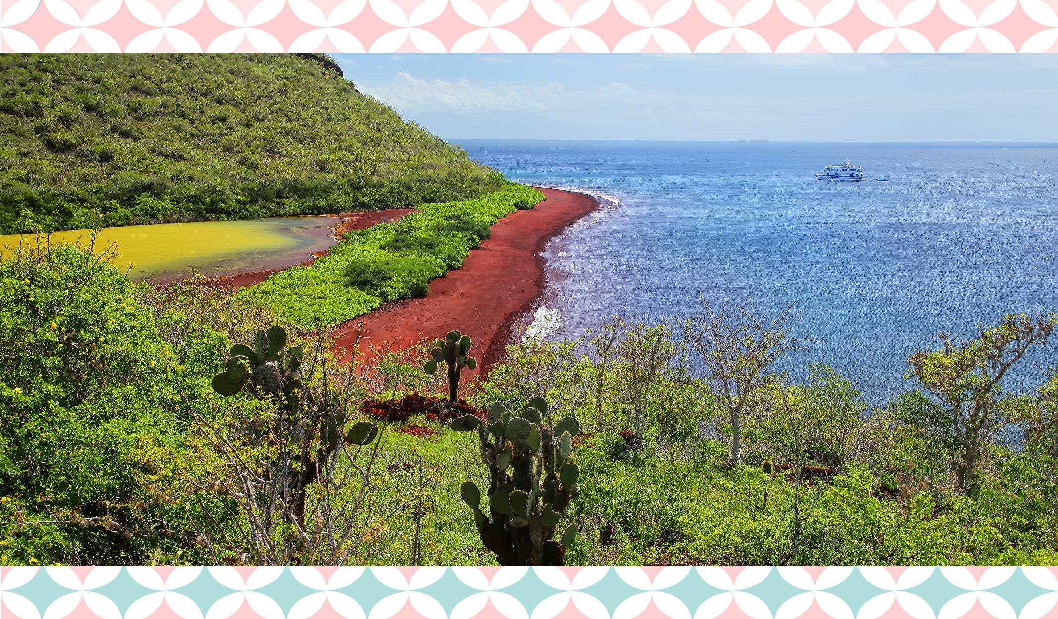 en güzel plajlar, ekvator