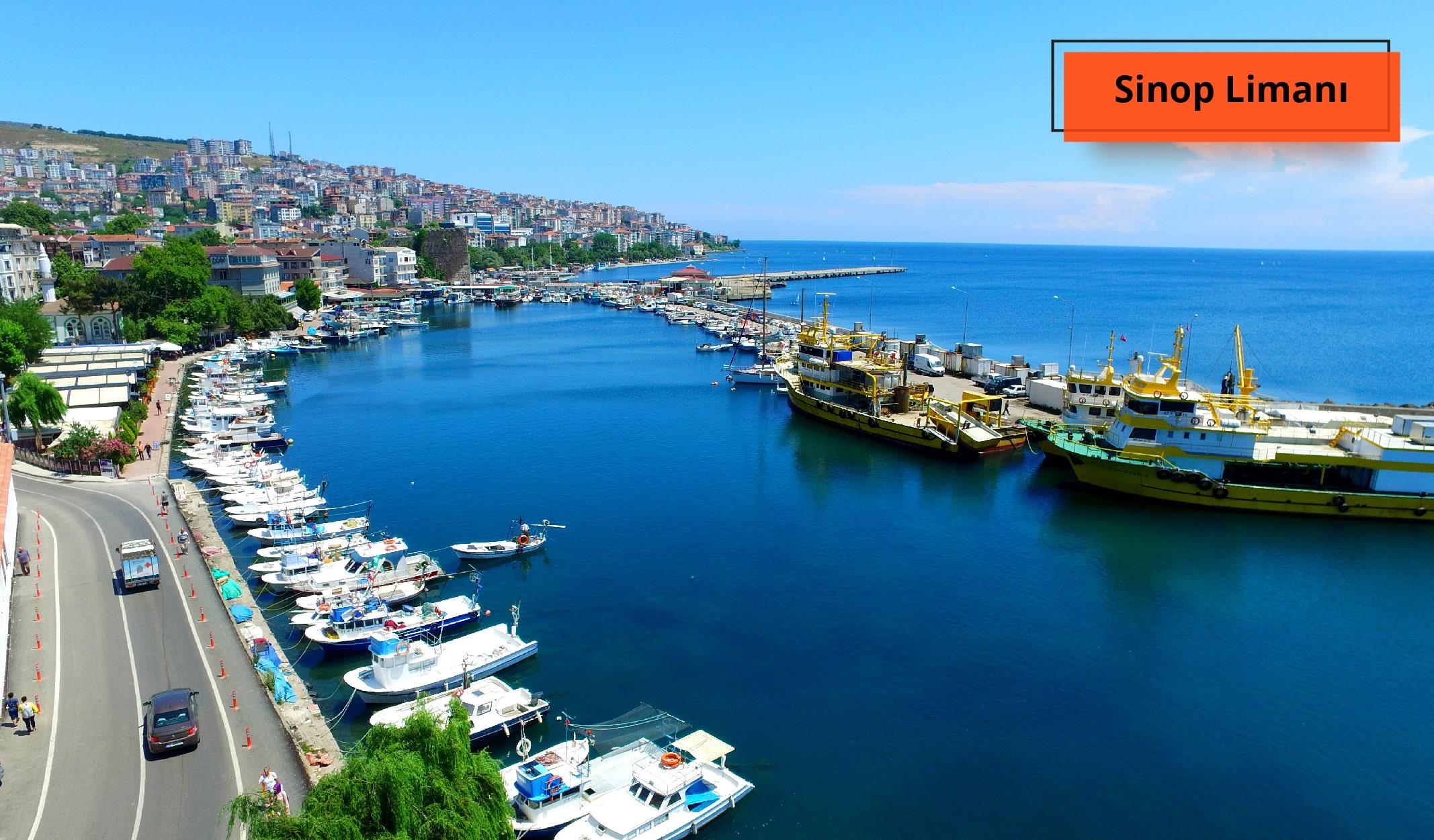 türkiye limanları