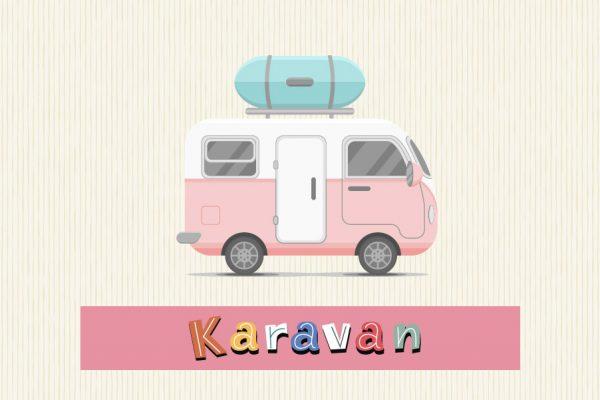 karavan nasıl yapılır