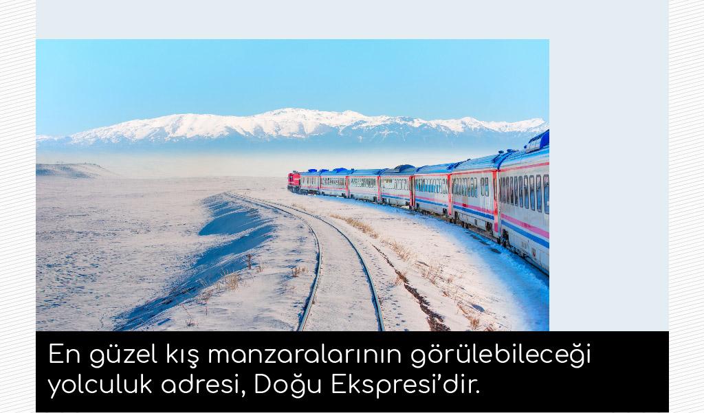 kar manzaraları, kars