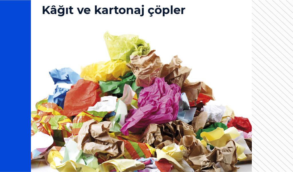 çöp ayrıştırma