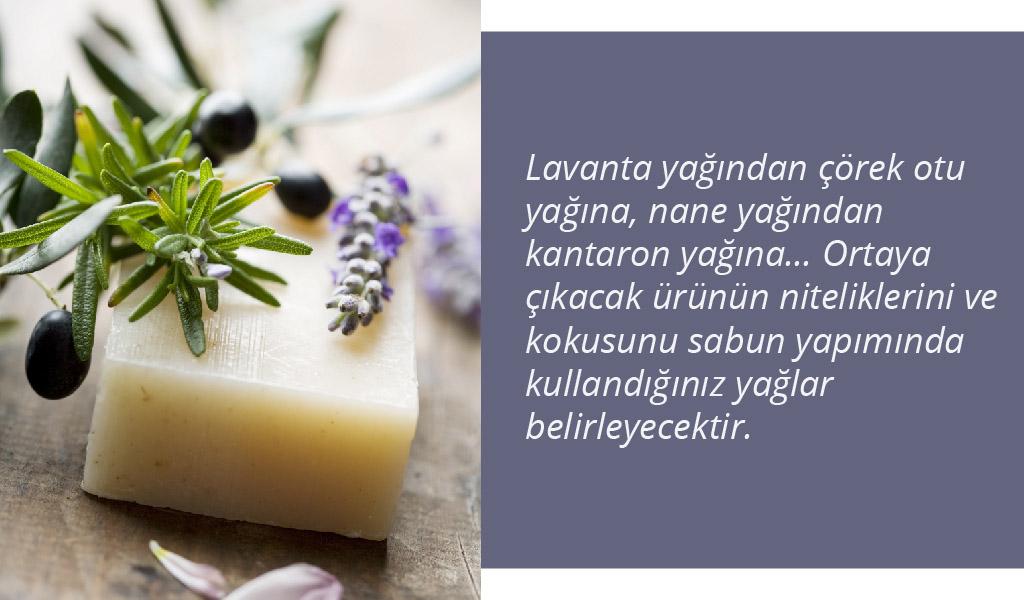 sabun çeşitleri, doğal sabun